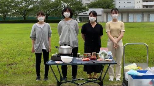 みんなで作ろう・食べよう:災害時に役立つ簡単調理