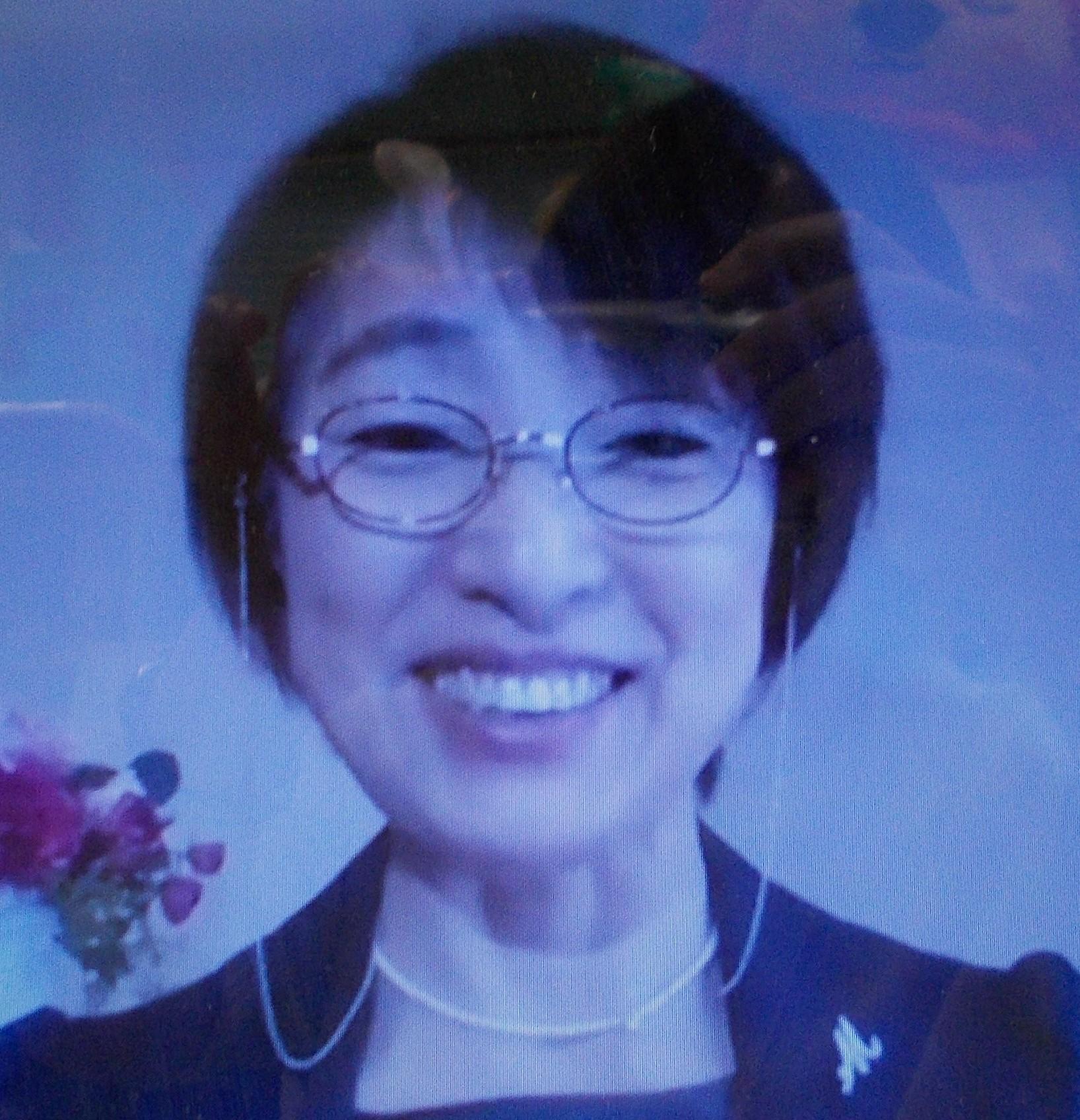 津金美智子先生