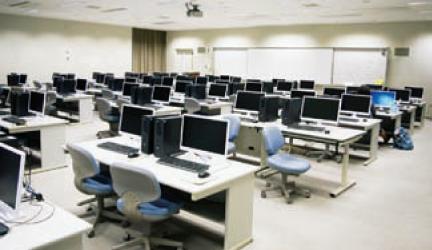 写真:演習室