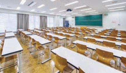 写真:講義室