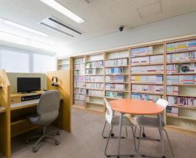 図書館 館内写真