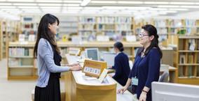 図書館利用イメージ